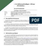 Présentation Conference Tableau Periodique Martin Verot Professeurs