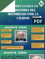 Autores Claves en la historia del movimiento por la calidad (presentacion n°3)