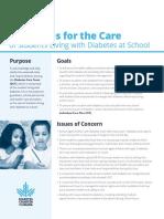 Diabetes Canada KWDIS Guidelines
