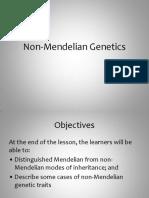 Non Medelian2