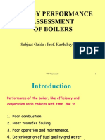 Boiler Assessment
