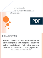Lec 1. Introduction to AM Broadcasting System and Standards1
