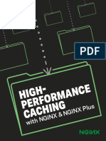 High Performance caching with NGINX