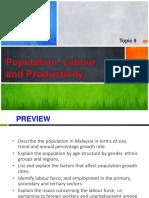Malaysian Economy  - Population