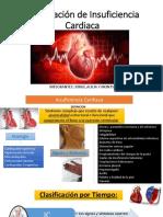 clasificacion de insuficiencia cardiaca