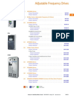 Adjustable Frequency Drives Catalogue