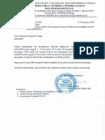 Pengumuman kelulusan PPG