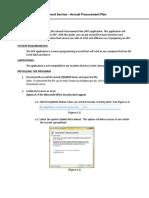 APP User Guide