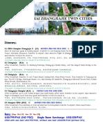Shanghai Zhangjiajie Twin Cities5d 4n (1)