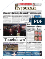 San Mateo Daily Journal 11-27-18 Edition