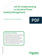 Whitepaper Power Quality Management Methodology