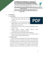 Feedback Survei Penggunaan Kelambu PKMF 2017 di Kabupaten Pohuwato