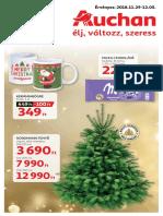 6d81cce6bf Auchan Ajandekkatalogus