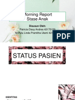 morning report DCA