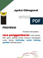 372230771-GT-Pertemuan-07-Proyeksi-Orthogonal.pptx