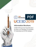 UCEED.2019.Information.brochure