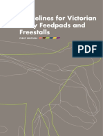 Dairy Feedpad Guidlines - By DPI