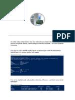NIC Teaming Windows PowerShell