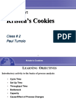Kristen´s Cookies Business case