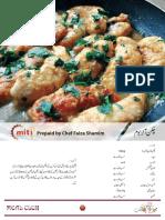 Institute Recipees