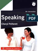 Pelteret Cheryl.-English for Life - Speaking B1 + Intermediate