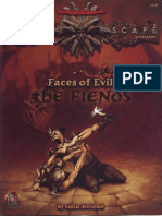 TSR 2630-Planescape - Faces of Evil - The Fiends