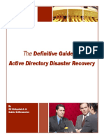 The Definitive Guide to Active Directory Disaster Recovery.pdf