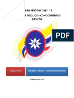 Caracteristicas OMI 1.13