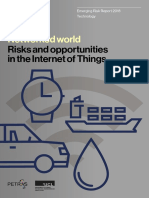 Networked World Risks and Opportunities in the Internet of Things LLOYD'S