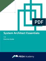 PEGA CSA System Architect-excecise