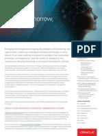 Oracle Fact Sheet 079219