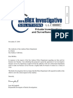 The Intelex Business Agreement