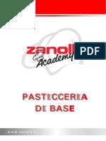 Zanolli Pasticceria Di Base