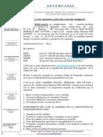 Acta de Adjudicación de Lote de Terreno Afvfiicasjl