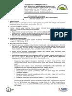 Petunjuk Pelaksanaan PNPME Imunologi 2018 - Imunologi Anti HIV