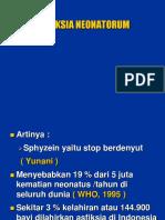 Asfiksia ( Sdh Edit )