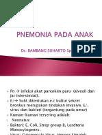 Pnemonia Pada Anak