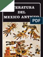 LITERATURA DEL MÉXICO ANTIGUO