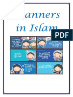 manners in islam assessment task