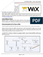 tutorial wix 2016