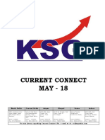 May 2018, Current Connect, KSG India