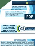 Cooperacion Internacional Valencia Adriana