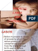 3. Monitoring Labor and Contraction
