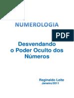 Liao 01 a Origem e Os Sistemas de Numerologia