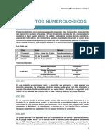 Numerologia Clase 5 Ciclos Pinaculos y Desafios