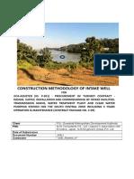 Intake Well Methodology-Package 3C-GWSP - JWIL