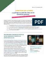 Sida à Paris