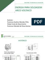 Apresentação Algoritimo Peo - Gerador Eólico