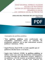 Analisis Del Proceso de Politica Publica - Cqc
