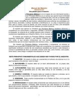 Módulo 1 Manual Del Maestro